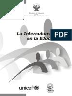 La inteculturalidad en la educaci+â-¦n.pdf