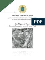San Miguel de Piura_ Primera Fundacion Española en Peru