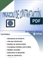 Proceso Contratacion