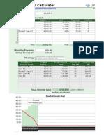 help to Debt Reduction Calculator