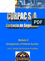 Emergencias CORPAC