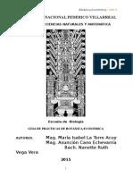 Botánica Económica GUIA de PRACTICAS 2015_v1_en_edicion2