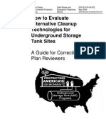 EPA, 2004. How to Evaluate Alternative Cleanup Technologies for Underground Storage Tank Sites-A Guide for Corrective Action Plan Reviewers. Chapter IV – Biopiles
