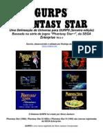 GURPS Phantasy Star