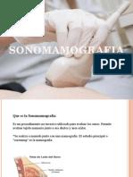 sonomamografia presentacion correcta