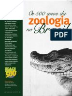 500 Anos Da Zoologia No Brasil