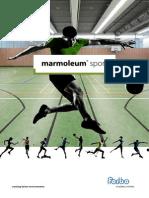 Forbo Marmoleum Sport Brochure En