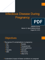 Infectious Diseases in Pregnancy