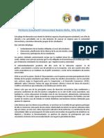 Petitorio Estudiantil Universidad Andrés Bello Viña del Mar Fev-Consejo