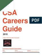 csa careers guide final 2015 19 10 2015