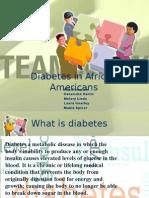 diabetes in african americans