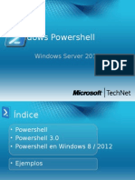 Webcast Windows Server 2012 PowerShell 16-11-14