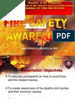 6-fire safety awareness