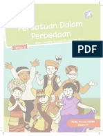 Buku Pegangan Siswa SD Kelas 6 Tema 2 Persatuan Dalam Perbedaan