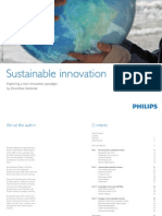 Philips Sustainable Innovation Paper TNS