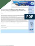 Inducción Hormonal (Hcg) Al Desove y Larvicultura Del Pargo Lunarejo Lutjanus g