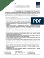 Perfil Egreso p Ing de Ejec en Administracion de Redes