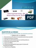 Unidad II Herramientas de La Manufactura Esbelta Dos[1]