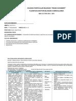 Planificación Por Bloques 1ro. Bachillerato (FISICA)