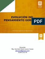 Evolución Del Pensamiento Gerencial - Arreglo (1)