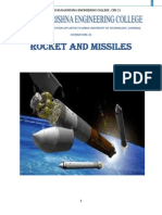 Rocket and Missiles