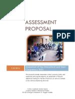 peru assessment proposal
