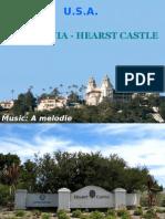 Usa California Hearst Castle