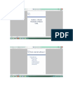 Analisis y Diseño Orientados a Objetos UML