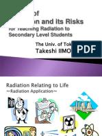 Basics of Radiation and Risks for Teachers