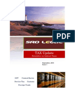 SRD Legal - TAX Update Issue 1 - 20150901