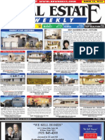 Real Estate Weekly - March 18, 2010