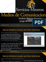 Sist. Comunicacion Mineria3443