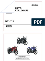YAMAHA YZF-R15 CATALOGUE