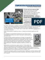 """18 de Octubre"" ¿la única Revolucion de Venezuela? Por Francisco Pantaleo-Gandais"