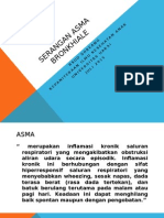 Serangan Asma Bronkhiale