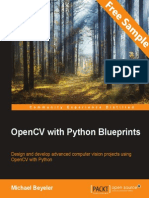 OpenCV with Python Blueprints - Sample Chapter