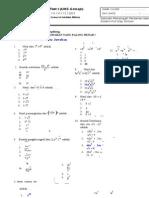 Soalkunci Pengayaan 1 Uas Matematika Smp Kelas Ix Semester Ganjil 2013
