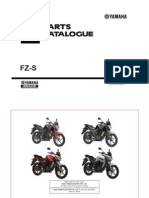 YAMAHA FZ-S CATALOGUE