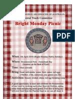 Bright Monday Picnic 2010