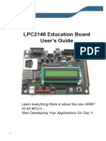 LPC2148 Education Board Users Guide-Version 2.1 Rev B