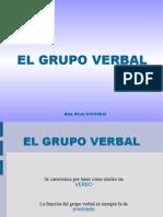 El Grupo Verbal