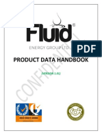 FEGL Product Data Handbook V1.01