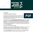 MIA Shortlist Announcement 2015