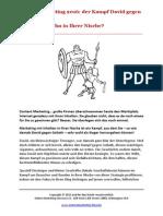 Inhalte Marketing 2016 Der Kampf David Gegen Goliath