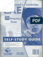 Succeed in CAE Study Guide