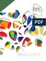 Lonc Collection Brochure 2015-16web