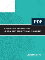 International Guidelines on Urban and Territorial Planning Un Habitat
