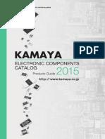 2015 KAMAYA Component Catalog