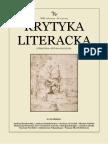 Krytyka Literacka 2-3 2015