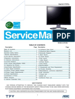 DELL-lcd-E173FP | Computer Monitor | Thin Film Transistor Liquid